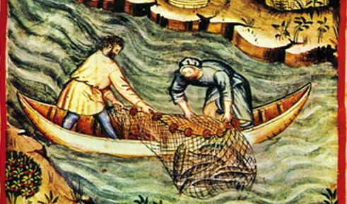 Pesce San Pietro in salsa di zafferano (1100)