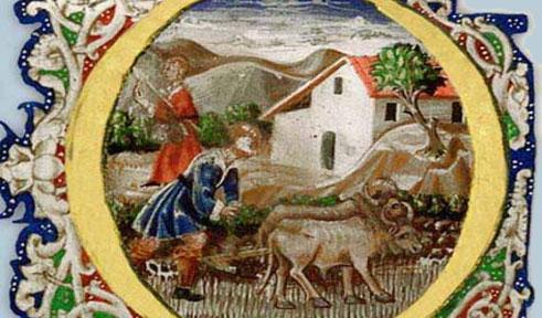 La giardiniera di Columella