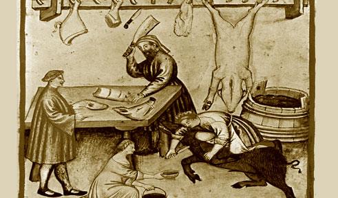 Agnello agli aromi di Vincenzo Tanara (1667)