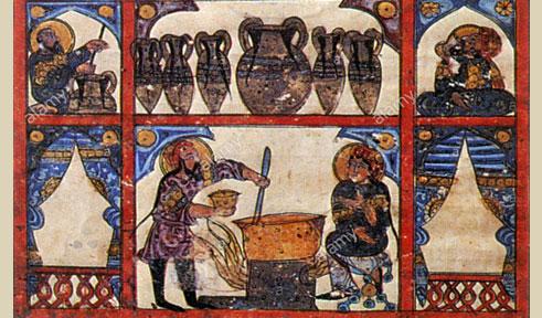 Agnello alla Radegonda di Hildegard (1100)